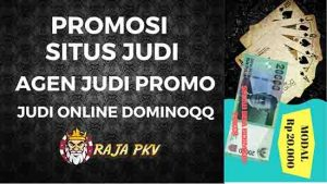 promosi perkenalan situs judi